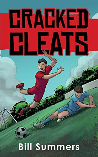 Cracked Cleats By Bill Summers