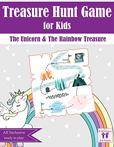 Treasure Hunt Game for Kids By Go-Treasure Com
