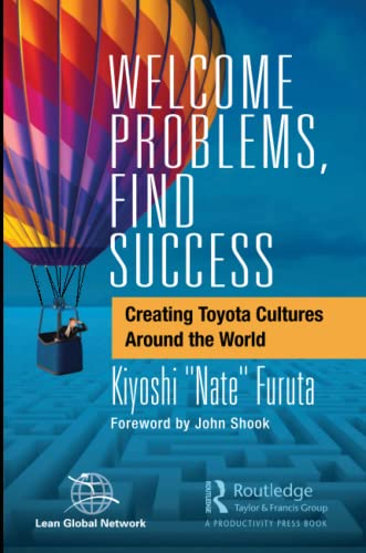 Welcome Problems, Find Success By Kiyoshi Nate Furuta