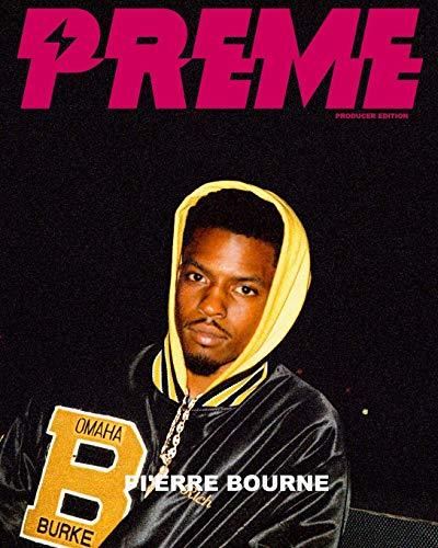 Preme Magazine Producer Edition By Preme Magazine