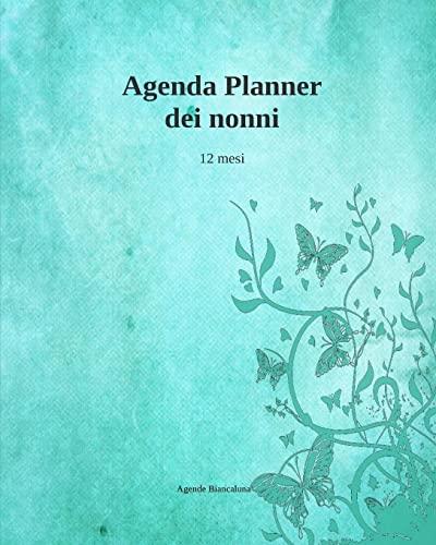 Agenda Planner dei nonni By Agende Biancaluna