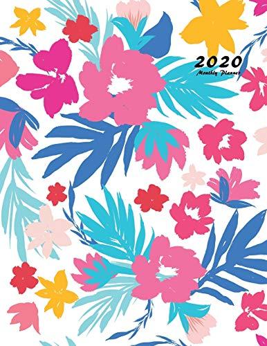 2020 Monthly Planner By Jasmine Creative