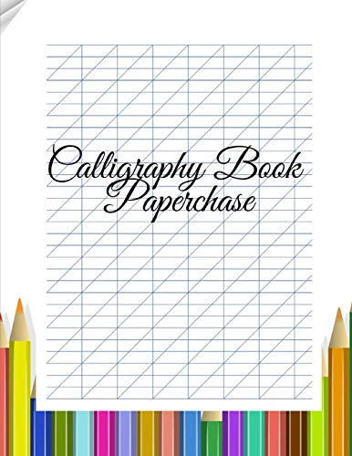 Calligraphy Book Paperchase By Desiree K McNeils