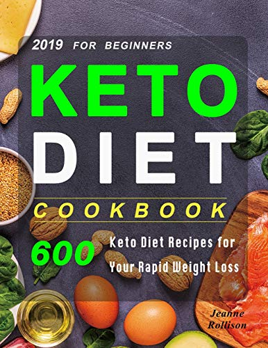 Keto Diet Cookbook For Beginners 2019 By Jeanne Rollison