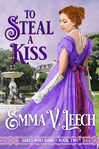 To Steal a Kiss By Emma V Leech