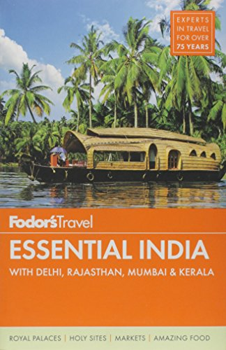 Fodor's Essential India By Fodor's Travel