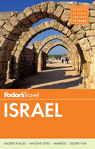 Fodor's Israel By Fodor's Travel