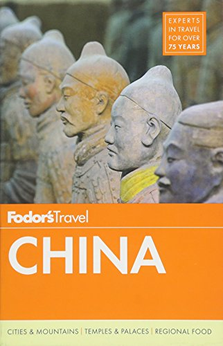 Fodor's China By Fodor's Travel