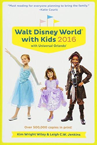 Fodor's Walt Disney World With Kids 2016 By Kim Wright Wiley