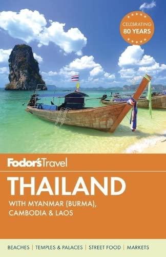 Fodor's Thailand By Fodor's Travel