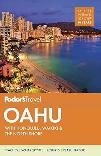 Fodor's Oahu By Fodor's Travel Guides