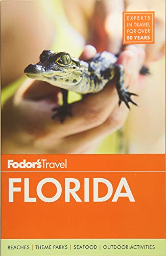 Fodor's Florida By Fodor's Travel Guides