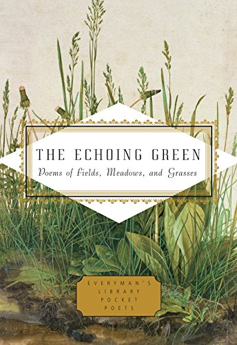The Echoing Green By Edited by Cecily Parks