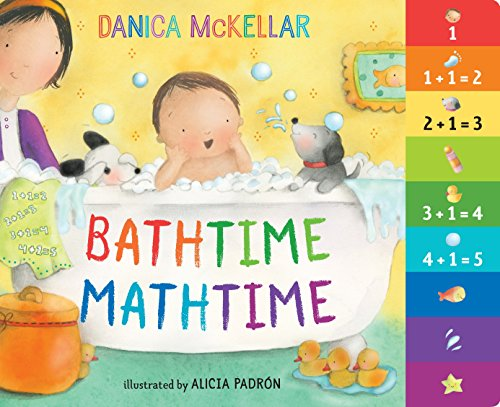 Bathtime Mathtime By Danica McKellar