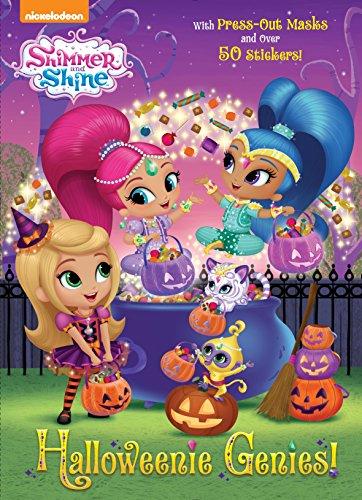 Halloweenie Genies! By Golden Books