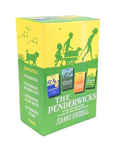 The Penderwicks Paperback 4-Book Boxed Set von Jeanne Birdsall