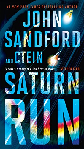 Saturn Run By John Sandford