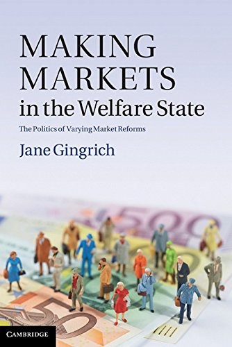 Making Markets in the Welfare State By Jane R. Gingrich (University of Minnesota)
