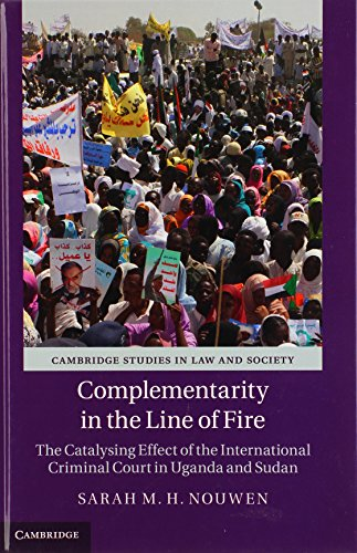 Complementarity in the Line of Fire By Sarah M. H. Nouwen (University of Cambridge)