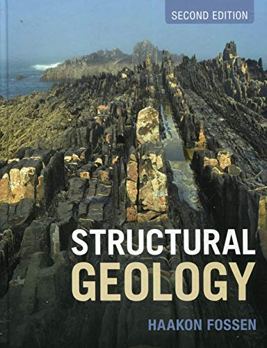 Structural Geology By Haakon Fossen (Universitetet i Bergen, Norway)