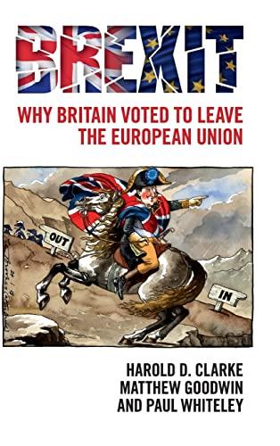Brexit By Harold D. Clarke (University of Texas, Dallas)