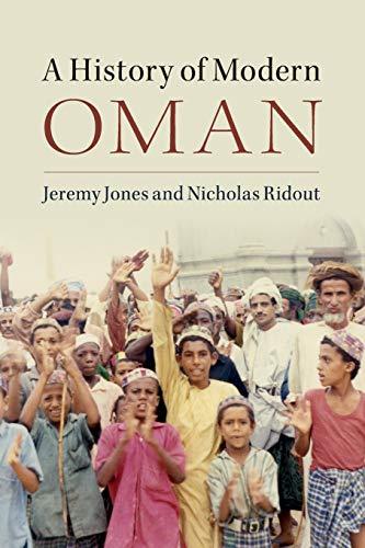A History of Modern Oman By Jeremy Jones