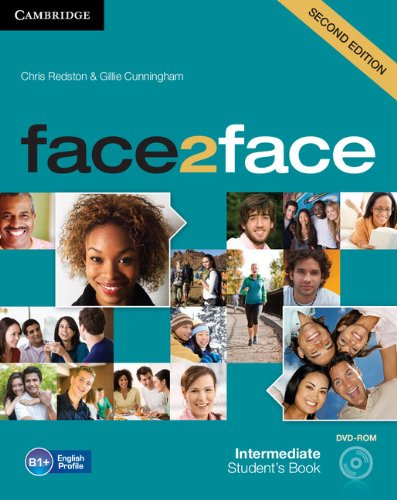 face2face Intermediate Student's Book with DVD-ROM By Chris Redston
