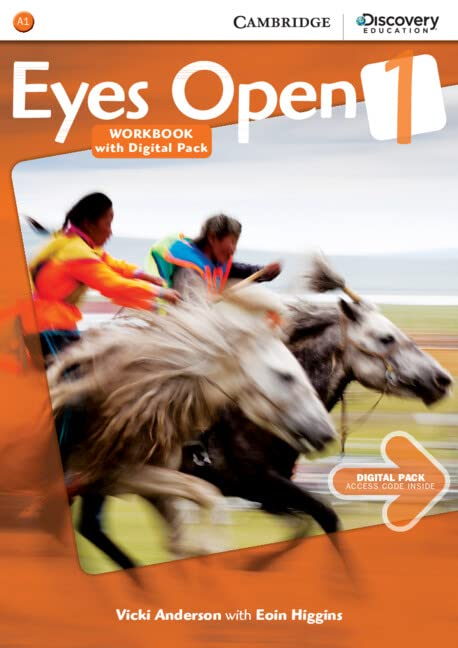 Eyes-Open-Level-1-Workbook-with-Online-Practice-by-Anderson-Vicki-Book-The