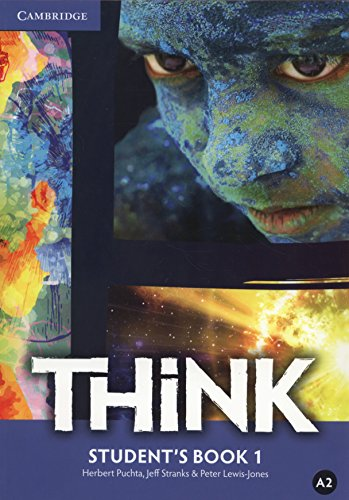 Think Level 1 Student's Book By Herbert Puchta