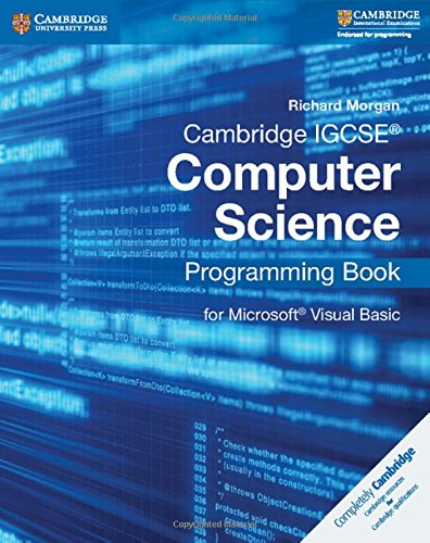 Cambridge IGCSE (R) Computer Science Programming Book von Richard Morgan