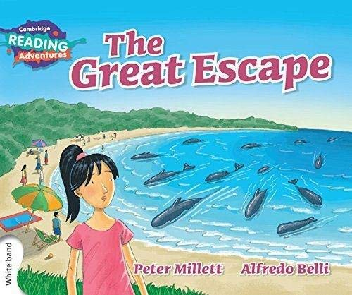 The Great Escape White Band By Peter Millett