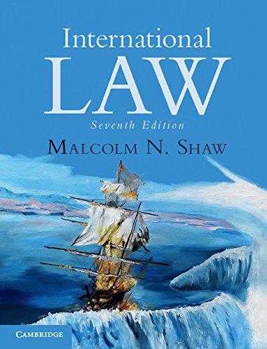 International Law By Malcolm N. Shaw