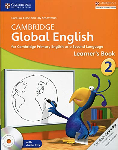 Cambridge Global English Stage 2 Learner's Book with Audio CD von Caroline Linse