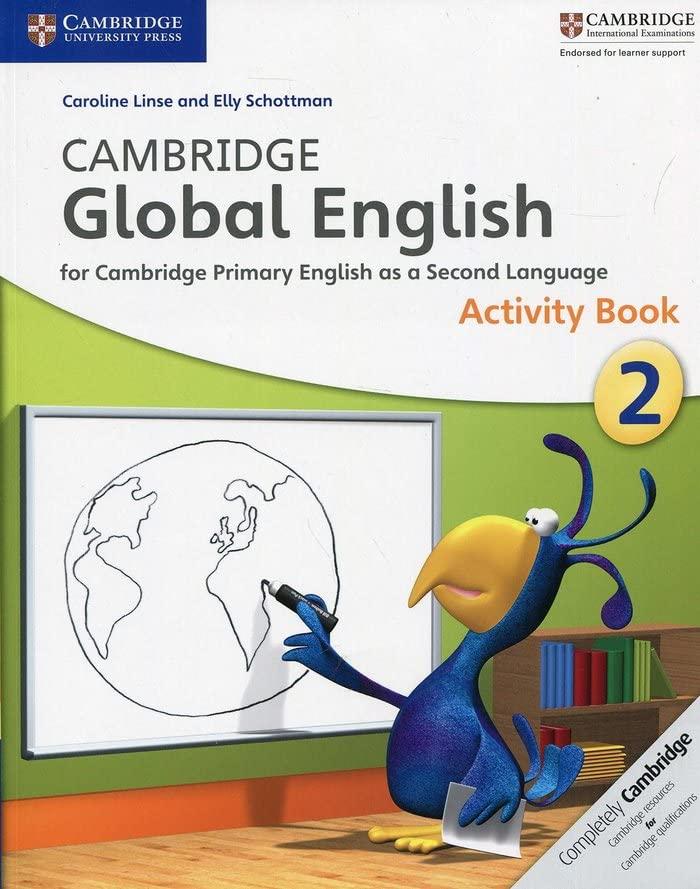 Cambridge Global English Stage 2 Activity Book von Caroline Linse