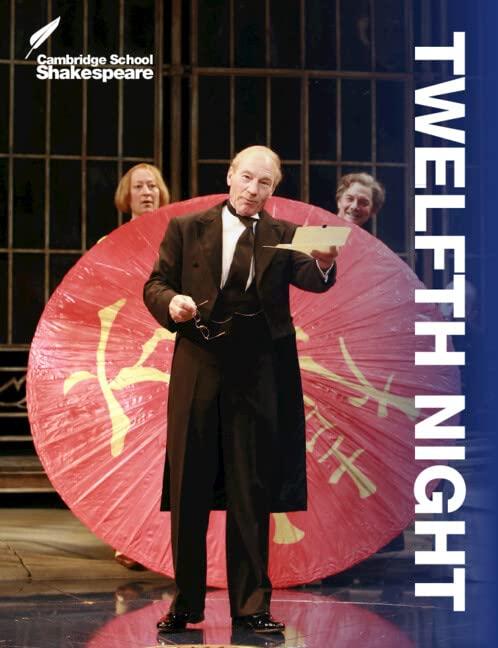 Twelfth Night von Rex Gibson