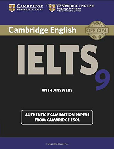 Cambridge IELTS 9 Student's Book with Answers By Cambridge ESOL
