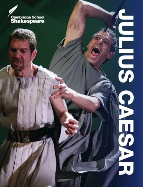 Julius Caesar von General editor Richard Andrews