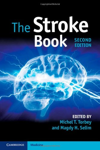 The Stroke Book By Michel T. Torbey (Ohio State University)