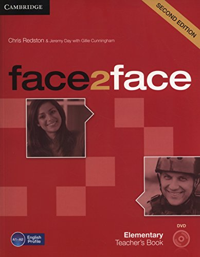 face2face Elementary Teacher's Book with DVD By Chris Redston
