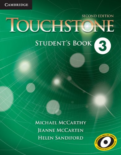 Touchstone Level 3 Student's Book: Level 3 by Michael McCarthy