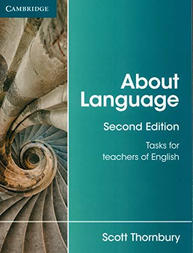 About Language By Scott Thornbury