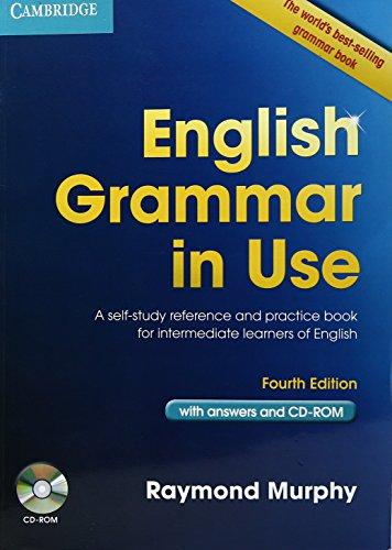 English Grammar in Use, 4 Ed. (PB + CD-ROM) By Murphy