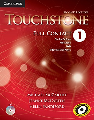 Touchstone Level 1 Full Contact By Michael J. McCarthy