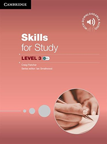 Skills and Language for Study Level 3 Student's Book with Downloadable Audio By Craig Fletcher