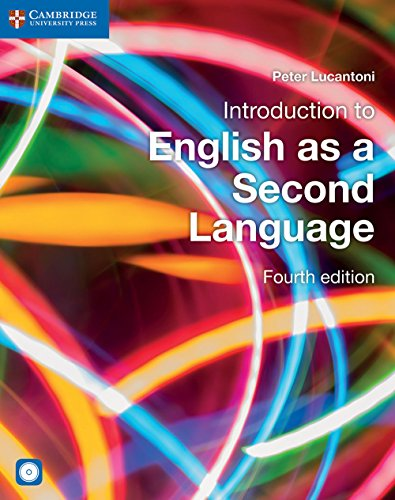 Introduction to English as a Second Language Coursebook with Audio CD by Peter Lucantoni