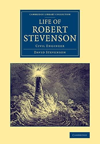 Life of Robert Stevenson By David Stevenson