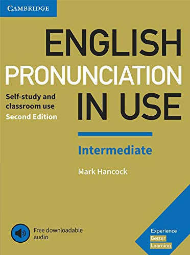 English Pronunciation in Use Intermediate Book with Answers and Downloadable Audio By Mark Hancock