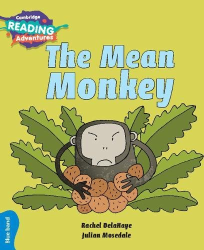 The Mean Monkey Blue Band By Rachel DelaHaye