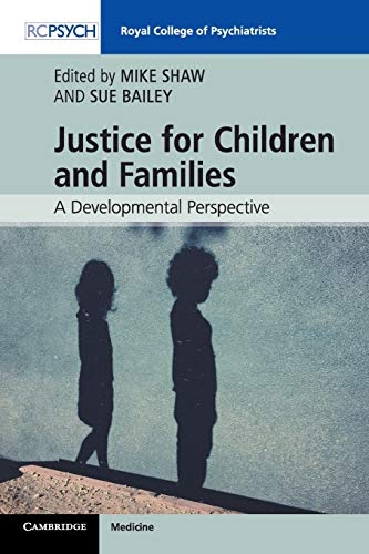 Justice for Children and Families By Mike Shaw