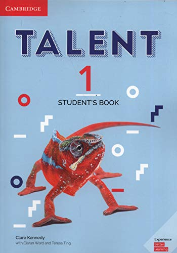 Talent Level 1 Student's Book By Clare Kennedy
